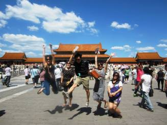 4th ALN: Forbidden City tour