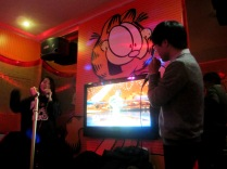 KTV singing Tianmimi