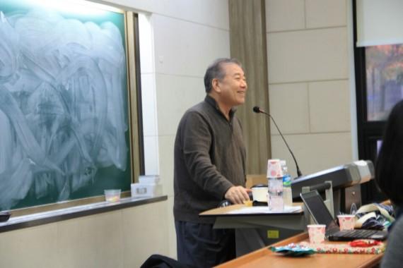 Professor Moon of Yonsei University