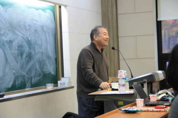 Professor Moon of Yonsei University